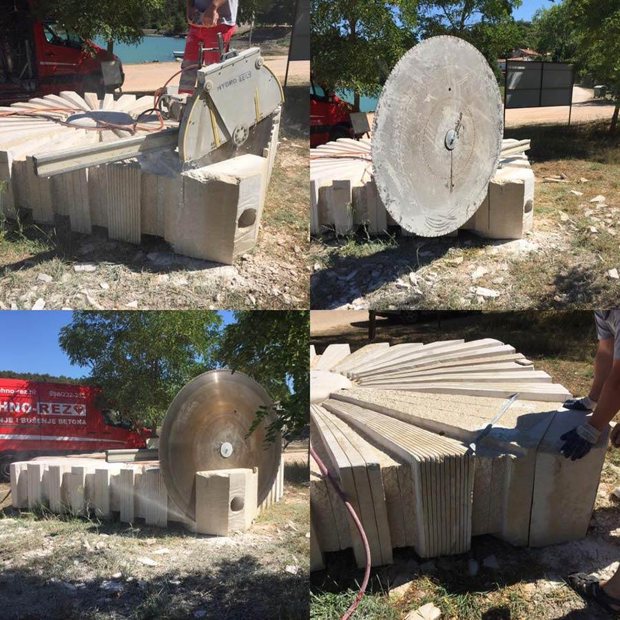 Rezanje betona-TEHNO-REZ